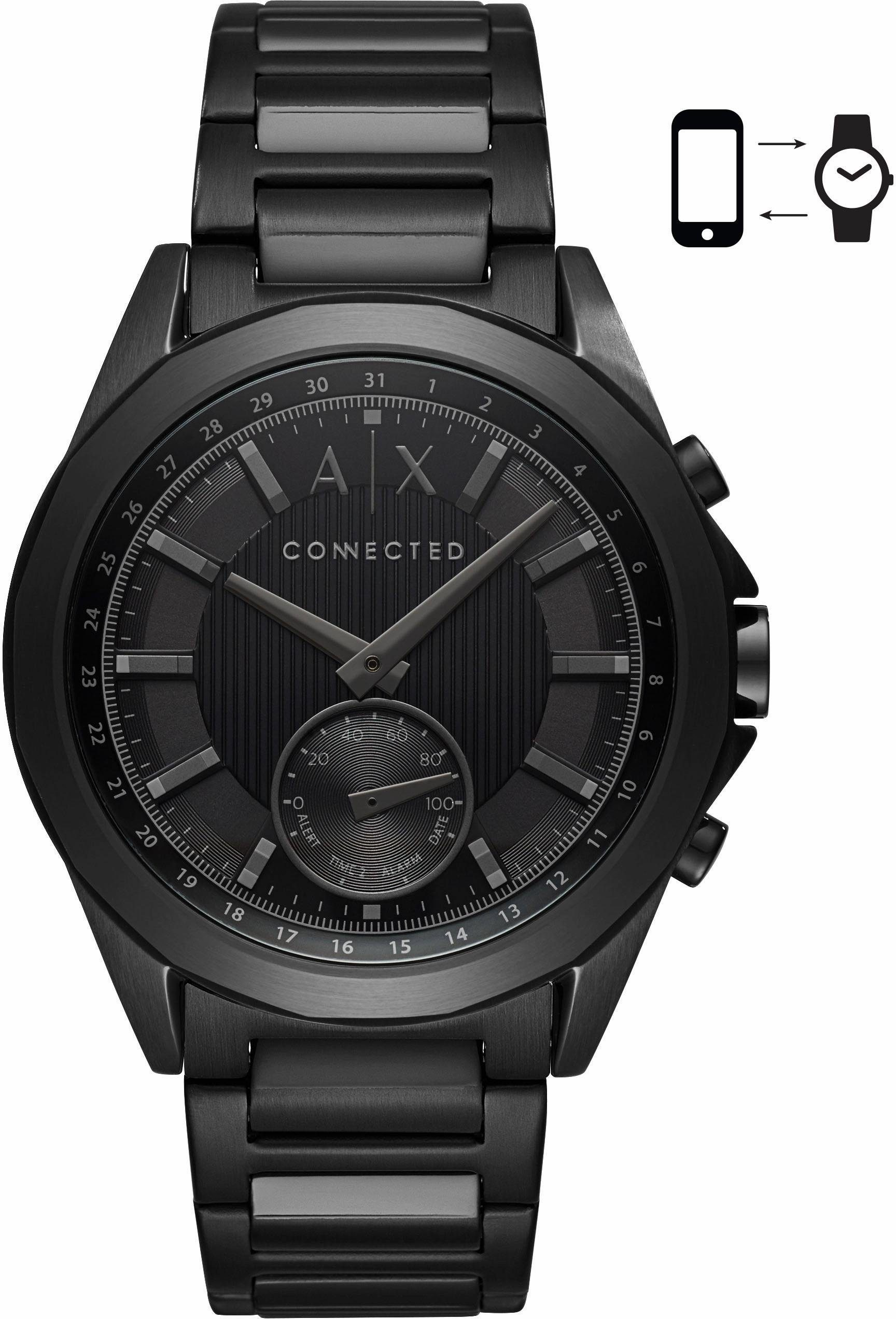Armani Exchange Connected AXT1007 Smartwatch (Android Wear)