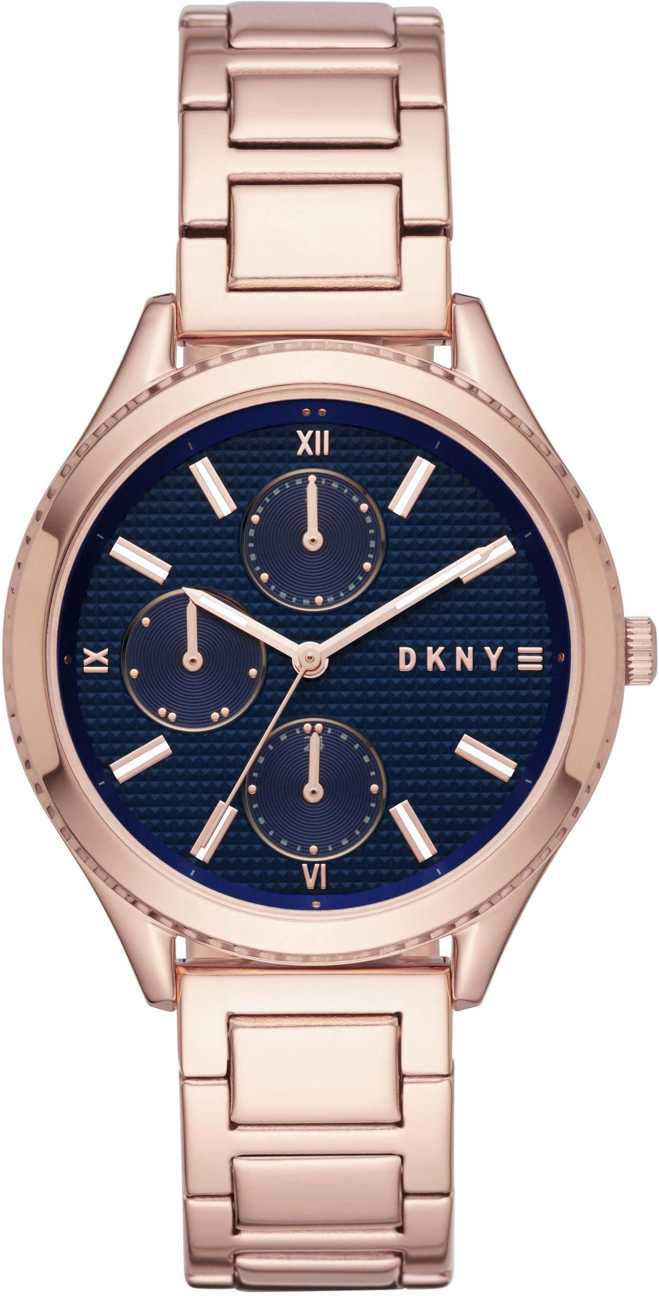 DKNY Multifunktionsuhr »WOODHAVEN, NY2661«