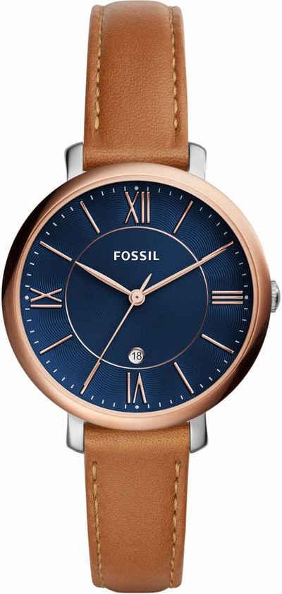Fossil Quarzuhr »JACQUELINE, ES4274«