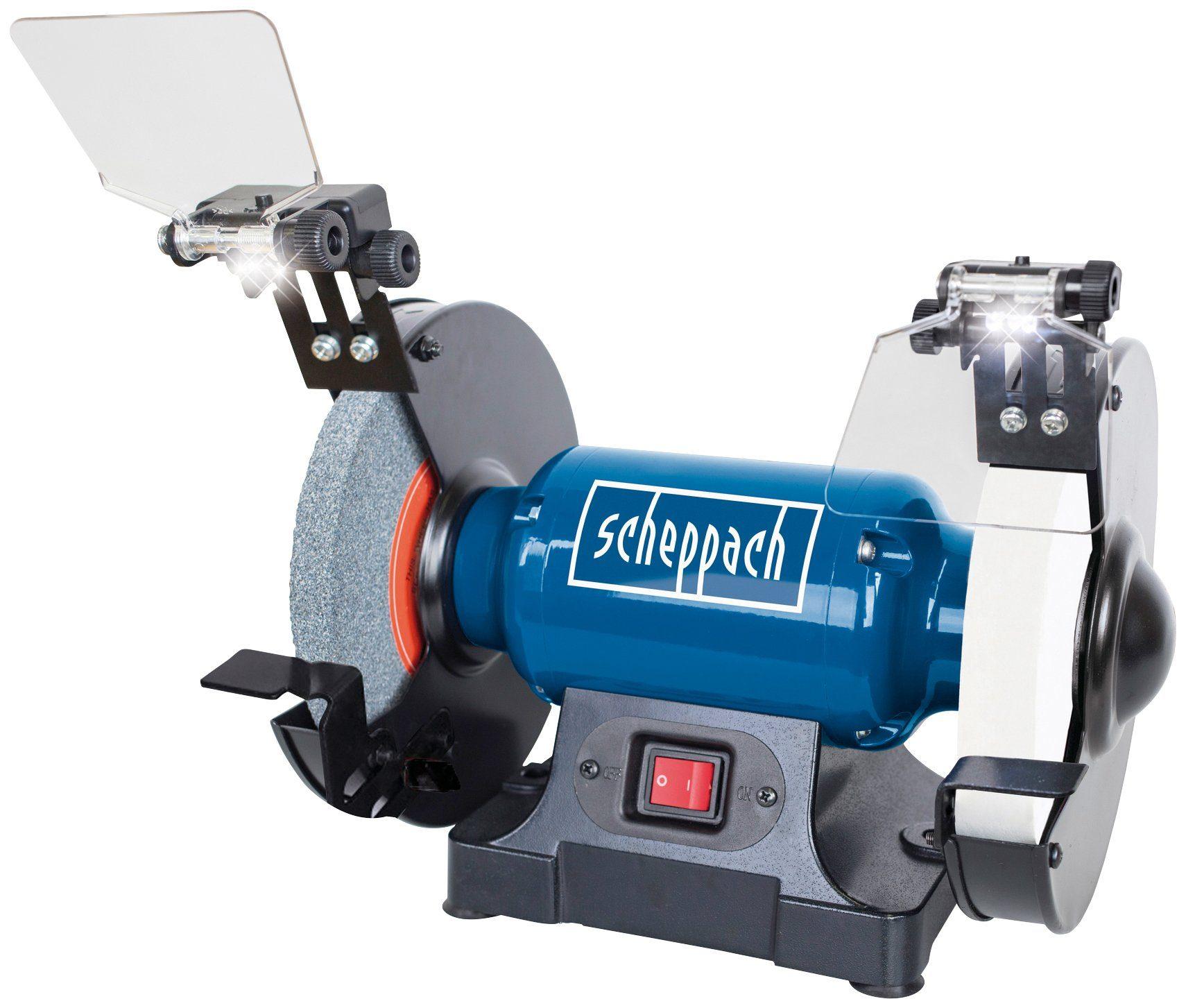 SCHEPPACH Doppelschleifer »SM200AL«, mit LED, 230-240V - 200mm