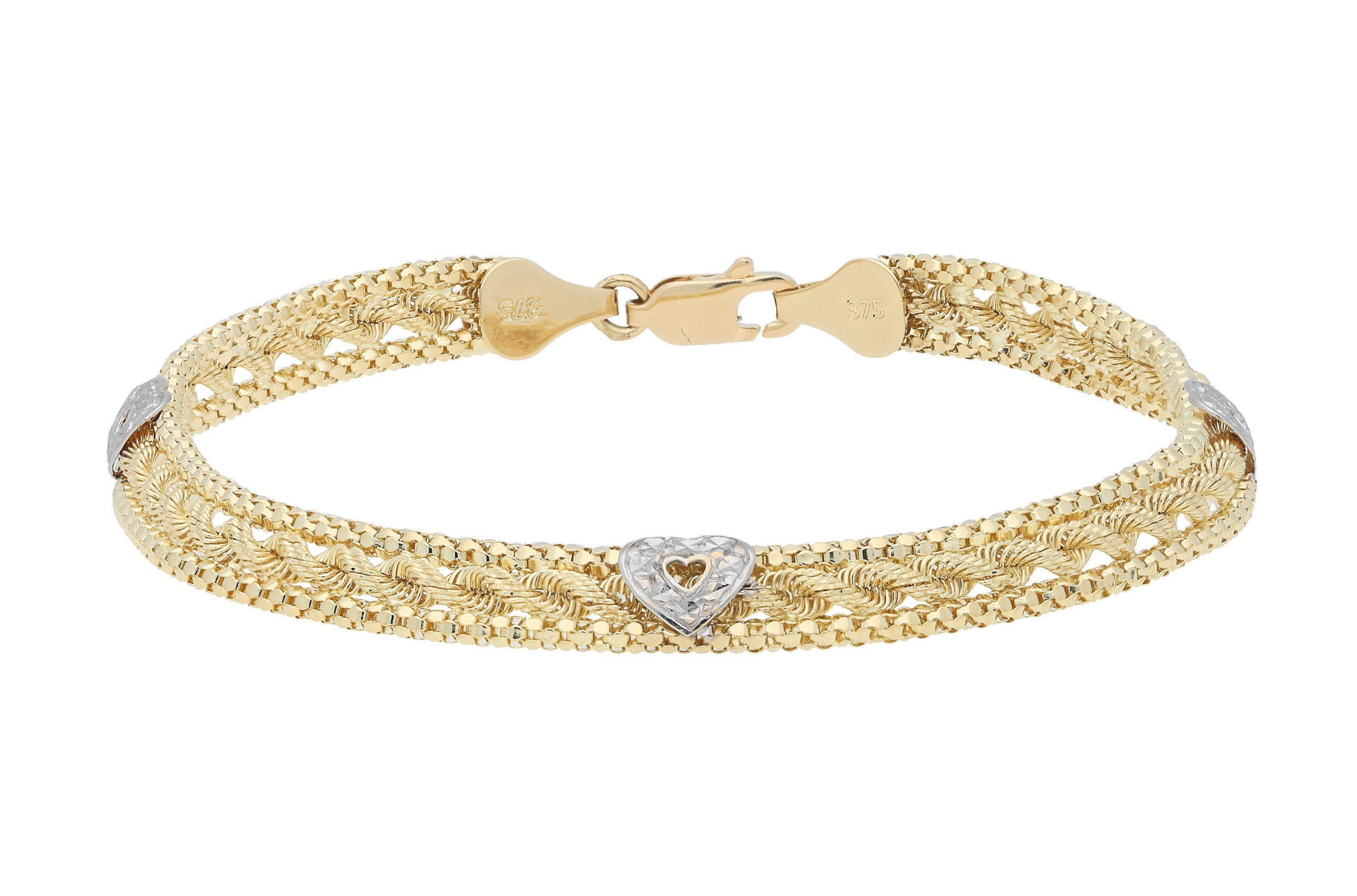 Firetti Armband »Herz«