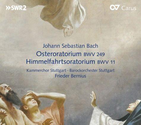 Audio CD »Johann Sebastian Bach: Osteroratorium Bwv...«