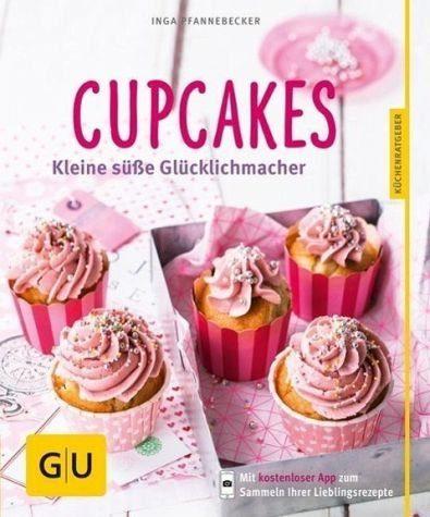 Broschiertes Buch »Cupcakes«