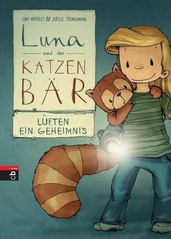 Gebundenes Buch »Luna und der Katzenbär lüften ein Geheimnis /...«