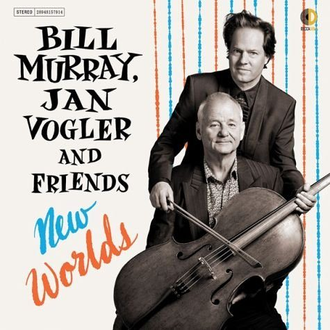 Audio CD »Bill Murray; Vogler Jan: New Worlds«