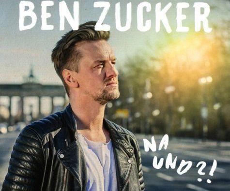 CD-Single »Zucker,Ben: Na Und?! (2-Track)«