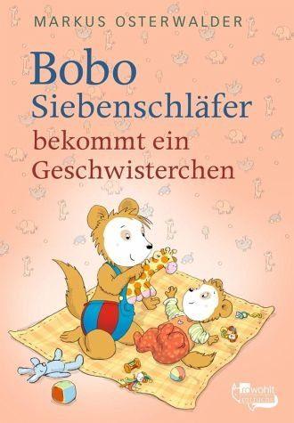Gebundenes Buch »Bobo Siebenschläfer bekommt ein Geschwisterchen«