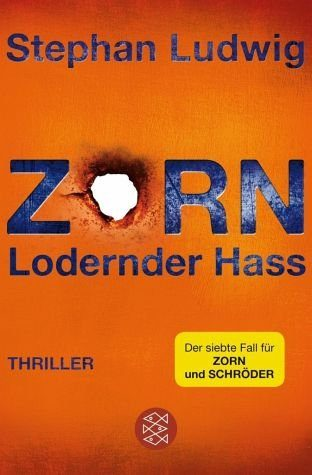 Broschiertes Buch »Zorn - Lodernder Hass / Hauptkommissar...«