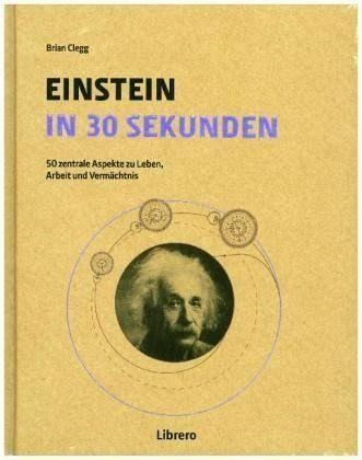 Gebundenes Buch »Einstein in 30 Sekunden«