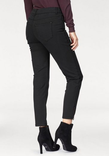 soyaconcept Skinny-fit-Jeans Shadi Power, mit Ankle-Zip