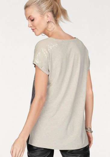 Laura Scott T-Shirt, mit trendigem Print