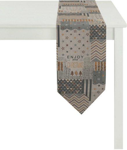 APELT Tischband »5200 Christmas Elegance« (1-tlg)