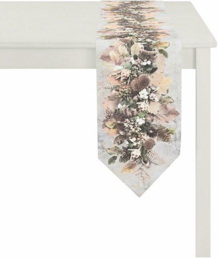 APELT Tischband »8016 Winterwelt« (1-tlg)