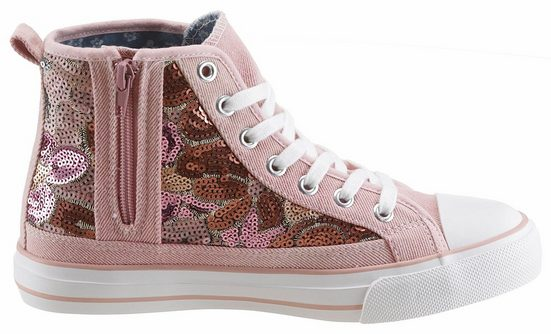 Arizona Sneaker, Studded With Sequins