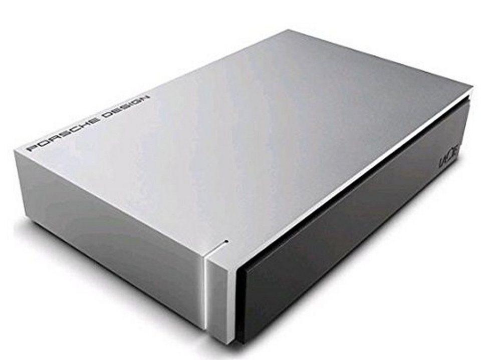 Lacie Porsche Design Externe Festplatte 187 Lac9000604 8 Tb
