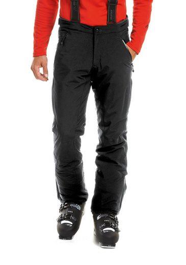 Maier Sports Skihose Copper slim, sportlich geschnitten