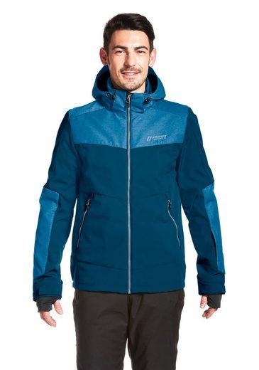 Maier Sports Softshelljacke Out2Track M, für Ski und Outdoor