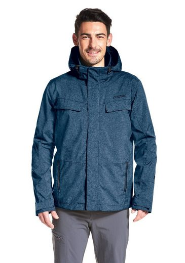 Maier Sports Jacket Functional Tarek Inzip M, Pfc-free Equipped