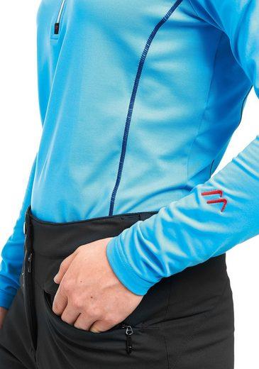 Maier Sports Skihose Helene, aus bi-elastischem Softshell