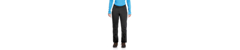 Maier Sports Softshellhose Tech Pants W, für Winter-Outdoor