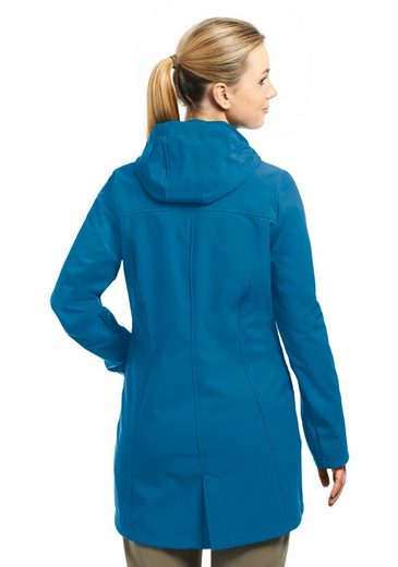 Maier Sports Softshelljacke Mim, mit weicher Fleece-Innenseite
