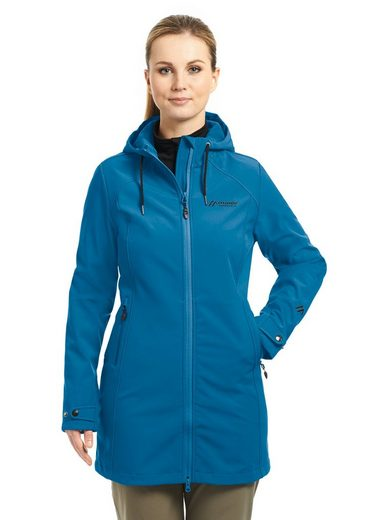 Maier Sports Softshelljacke »Mim« mit weicher Fleece-Innenseite