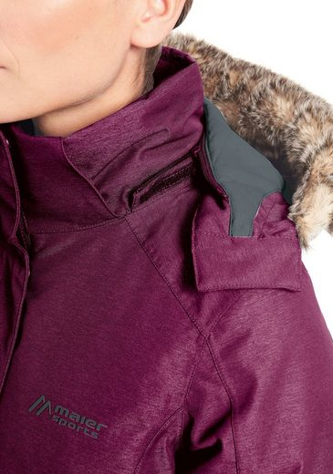Maier Sports Skijacke Out2slope W, For Ski And Outdoor