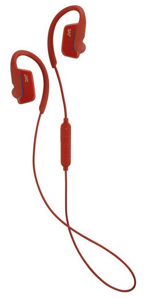 JVC Wasserbeständiger In-Ear-Kopfhörer mit Bluetooth »HA-EC30BT ...