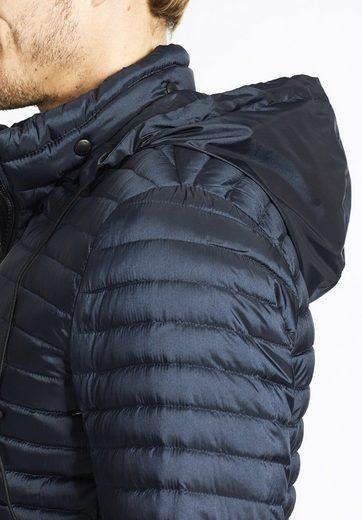 Khujo Down Jacket Elian, With Stowable Hood