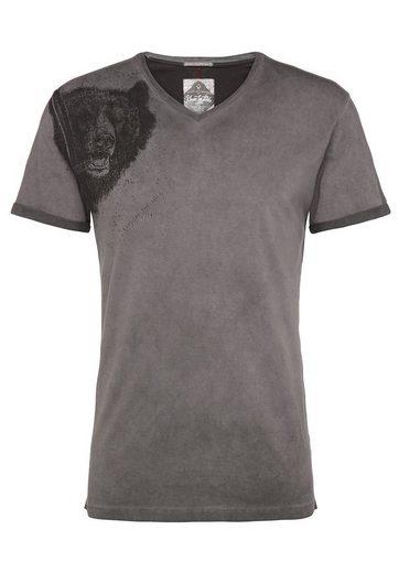khujo T-Shirt TENINO