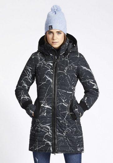 Khujo Winterjacke Daily, With Detachable Hood