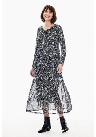 Garcia A-Linien-Kleid su pasikartojantis Prin...