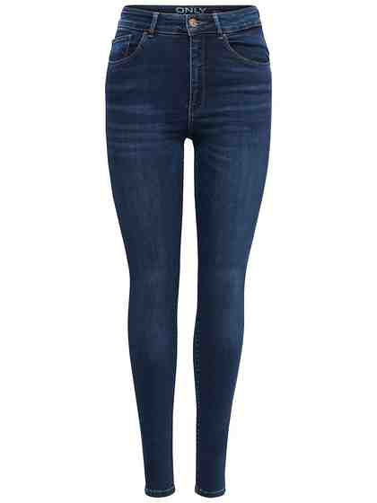 Only Piper High Waist Skinny Fit Jeans