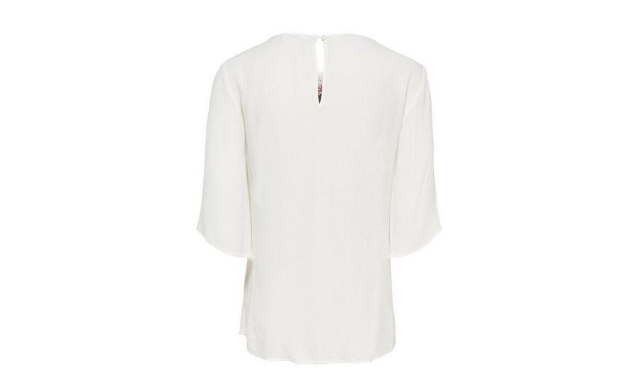 Only Detaillierte Bluse mit 2/4 Ärmeln Günstiger Preis Store Günstig Für Schön Outlet Kaufen NCZ3325