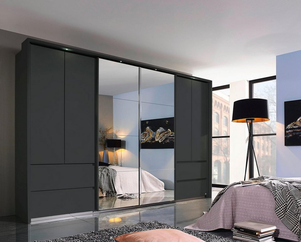 rauch pack 39 s dreh schwebet renschrank mit synchron ffnung online kaufen otto. Black Bedroom Furniture Sets. Home Design Ideas