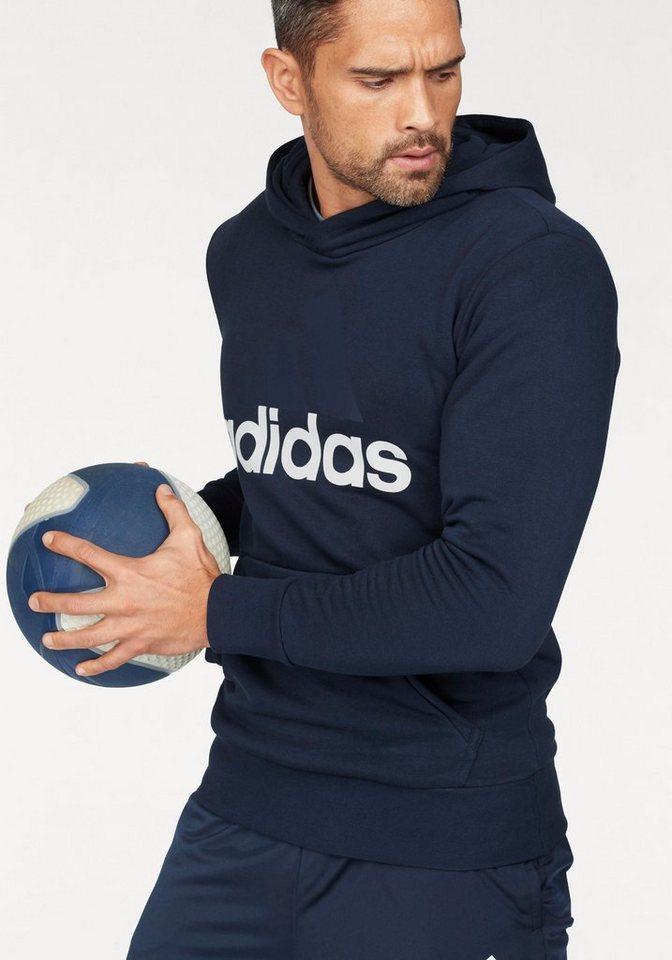 43978f5fbdff adidas Performance Kapuzensweatshirt »ESSENTIAL LINE P O FT« online ...