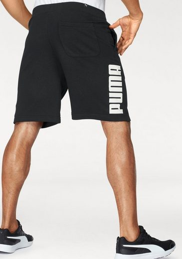 PUMA Shorts REBEL SWEAT SHORTS