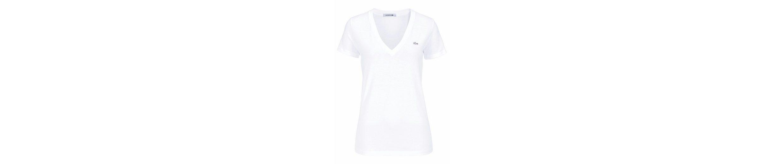 mit Lacoste Lacoste markentypischem Shirt T mit T markentypischem Detail T markentypischem Shirt mit Detail Lacoste Detail Shirt RqSKAF