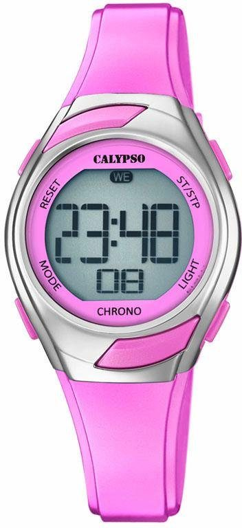 CALYPSO WATCHES Chronograph »K5738/2« mit Stundensignal