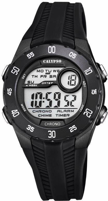 CALYPSO WATCHES Chronograph »K5744/6«, mit Stundensignal