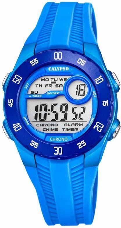 CALYPSO WATCHES Chronograph »K5744/5« mit Stundensignal