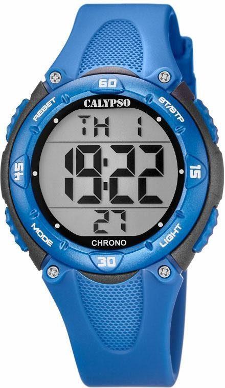 CALYPSO WATCHES Chronograph »K5741/5« mit Stundensignal