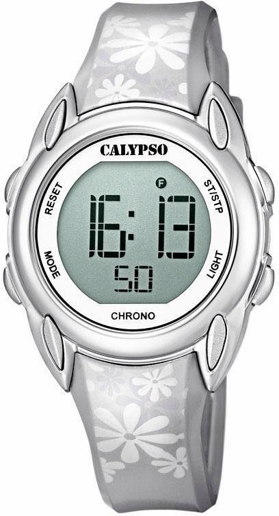 CALYPSO WATCHES Chronograph »K5735/1« mit Stundensignal