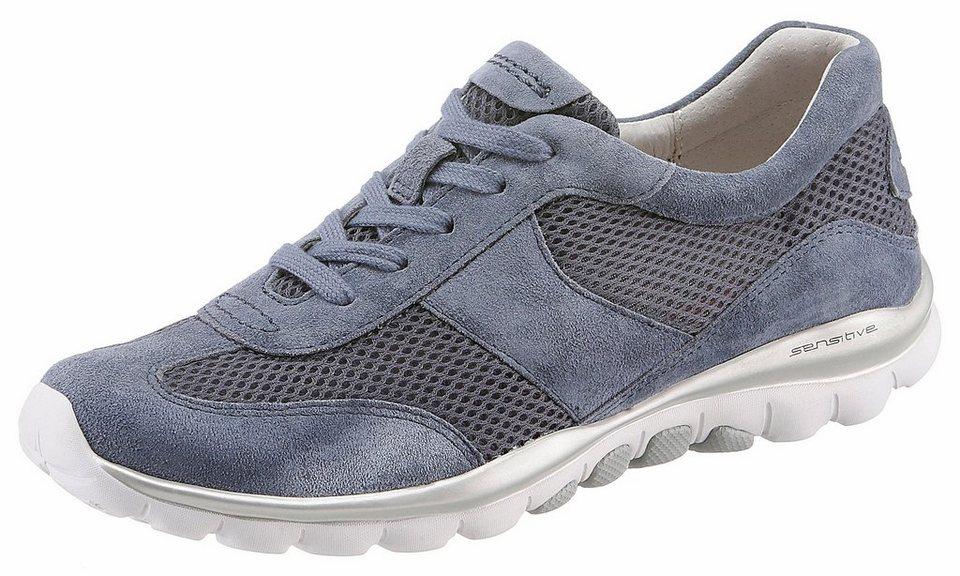 Gabor Rollingsoft Sneaker mit Optifit-Wechselfußbett online kaufen ... caf809ff75