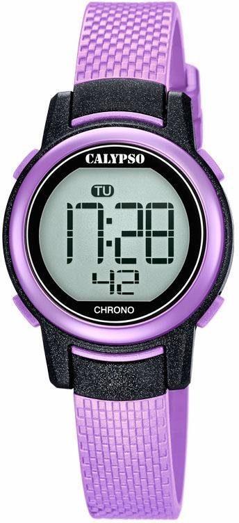 CALYPSO WATCHES Chronograph »K5736/4« mit Stundensignal