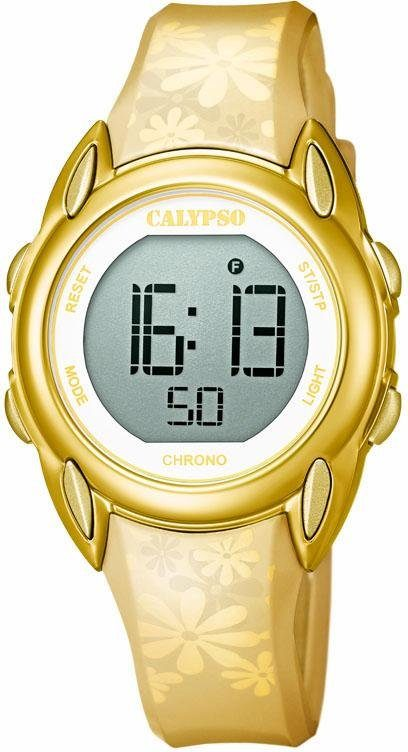 CALYPSO WATCHES Chronograph »K5735/2«, mit Stundensignal