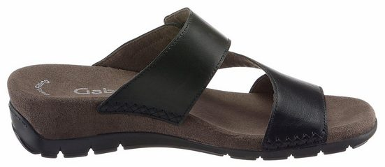 Gabor Mule, With Fashionable Wedge Heel