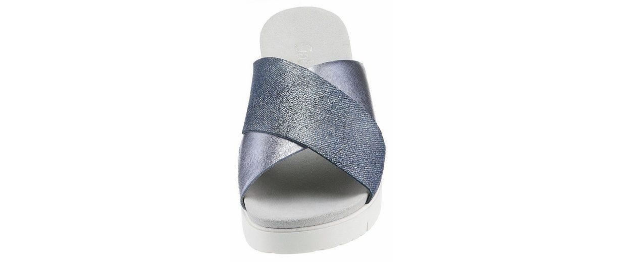 Gabor Pantolette, in Schuhweite G (weit)