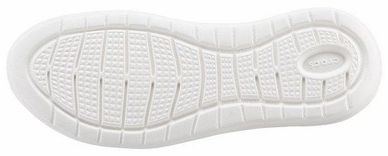 Decksohle Mit »lite Genoppter Ride Sandal« Crocs Sandale 84q1fqw