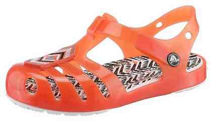 Crocs »Drew X Crocs Isabella Sandal« Sandale, auch zum Baden geeignet